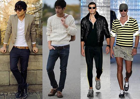 Homens modernos